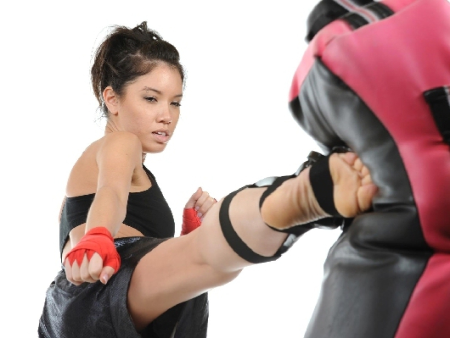 Women's Self-Defense, Krav Maga and Karate