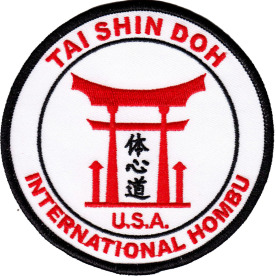 Tai Shin Doh International Hombu patch
