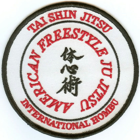 Tai Shin Jitsu International Hombu Patch